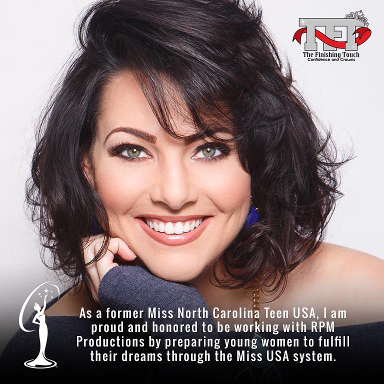 Click here to apply for Miss NC USA today!